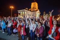 Минск 2016 День города Концерт на Ратуше Верхнего города