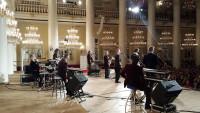 Москва Колонный зал Дома союзов 2016